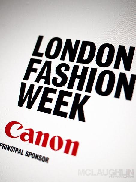 London Fashion Week LFW