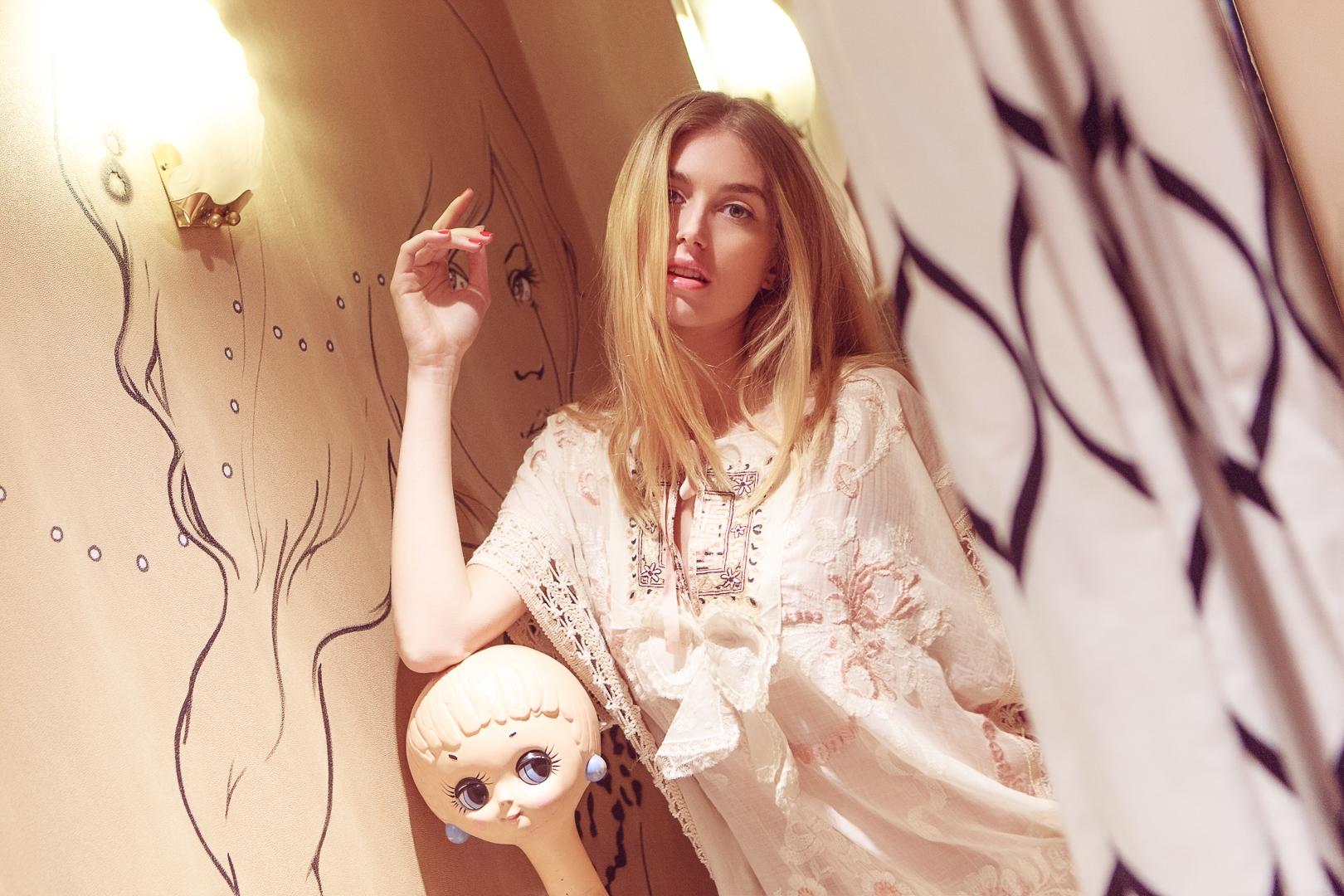 D&Me One Vintage Fashion Photoshoot Campaign Bo Janicic Jay McLaughlin