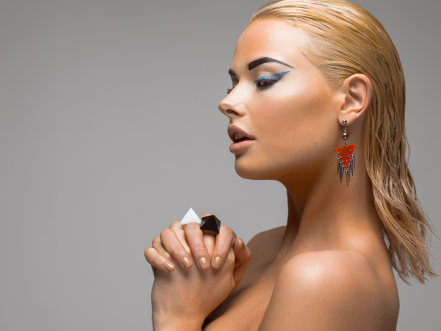 Regal Rose SS12 Campaign Photoshoot Fashion Jewellery Amy Wilson Jay McLaughlin