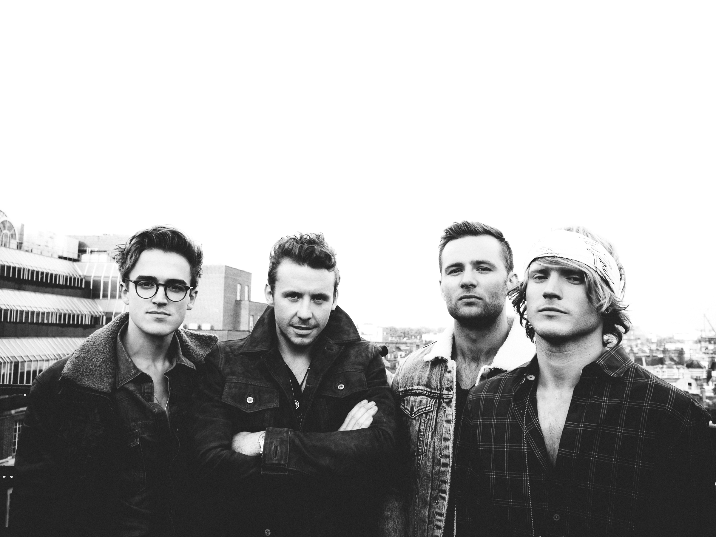 McFly McBusted Tom Fletcher Danny Jones Harry Judd Dougie Poynter Olympus PEN E-P5 Jay McLaughlin Drafted Magazine