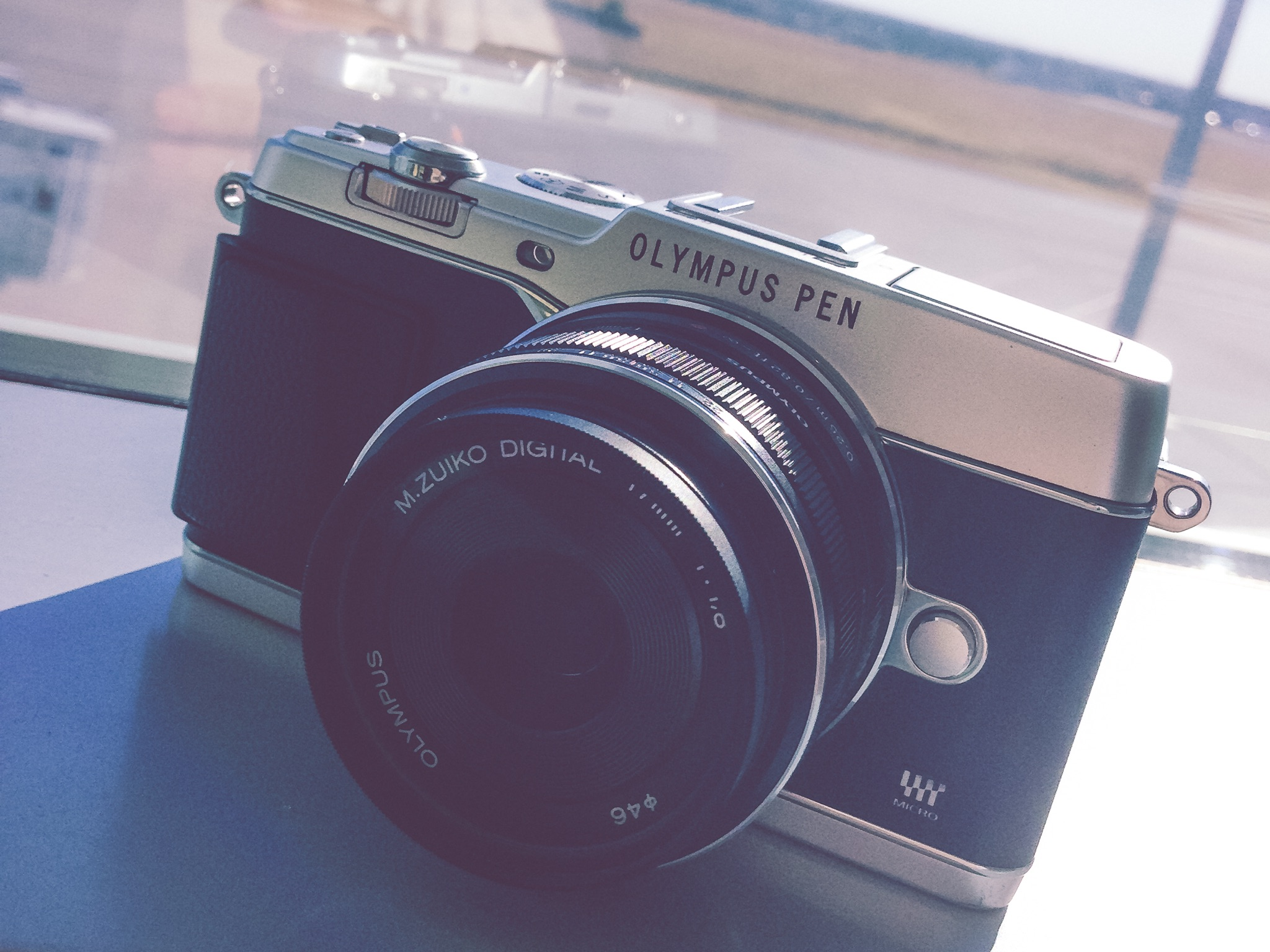 Olympus PEN E-P5 Camera Review
