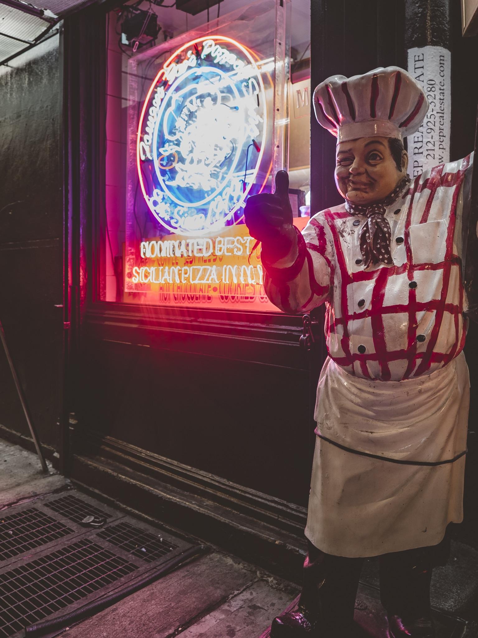 Ben's Pizza NYC
