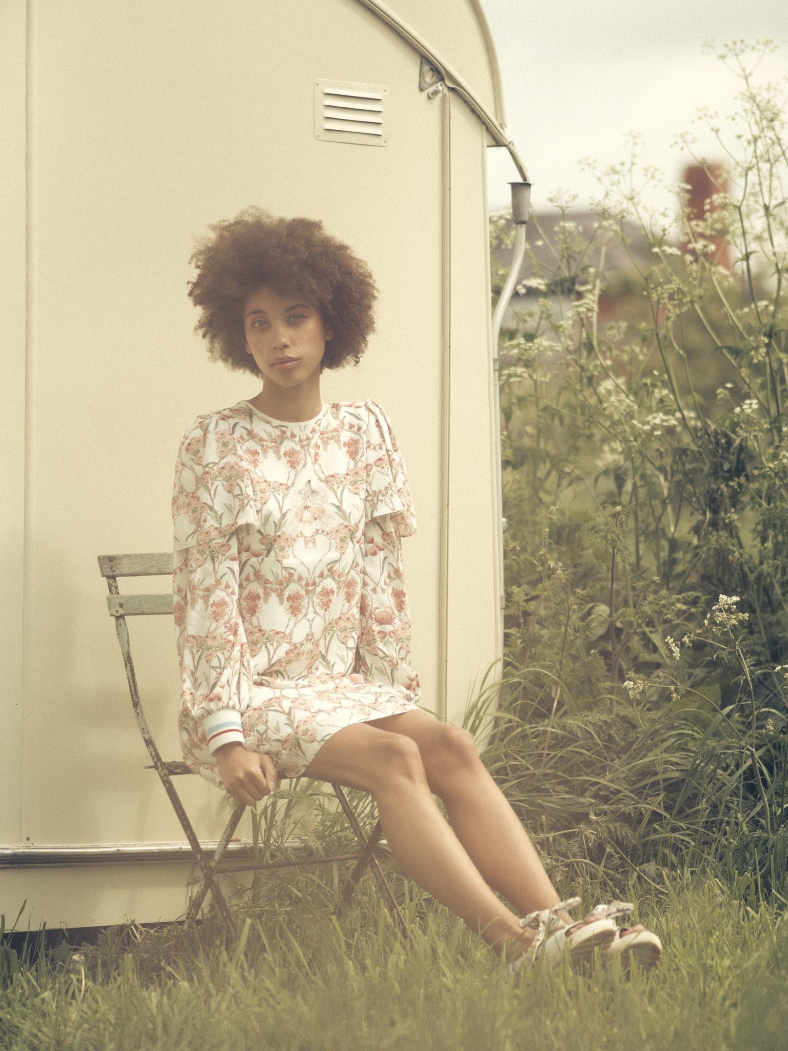 Betty Magazine Cover Fashion Editorial Jay McLaughlin