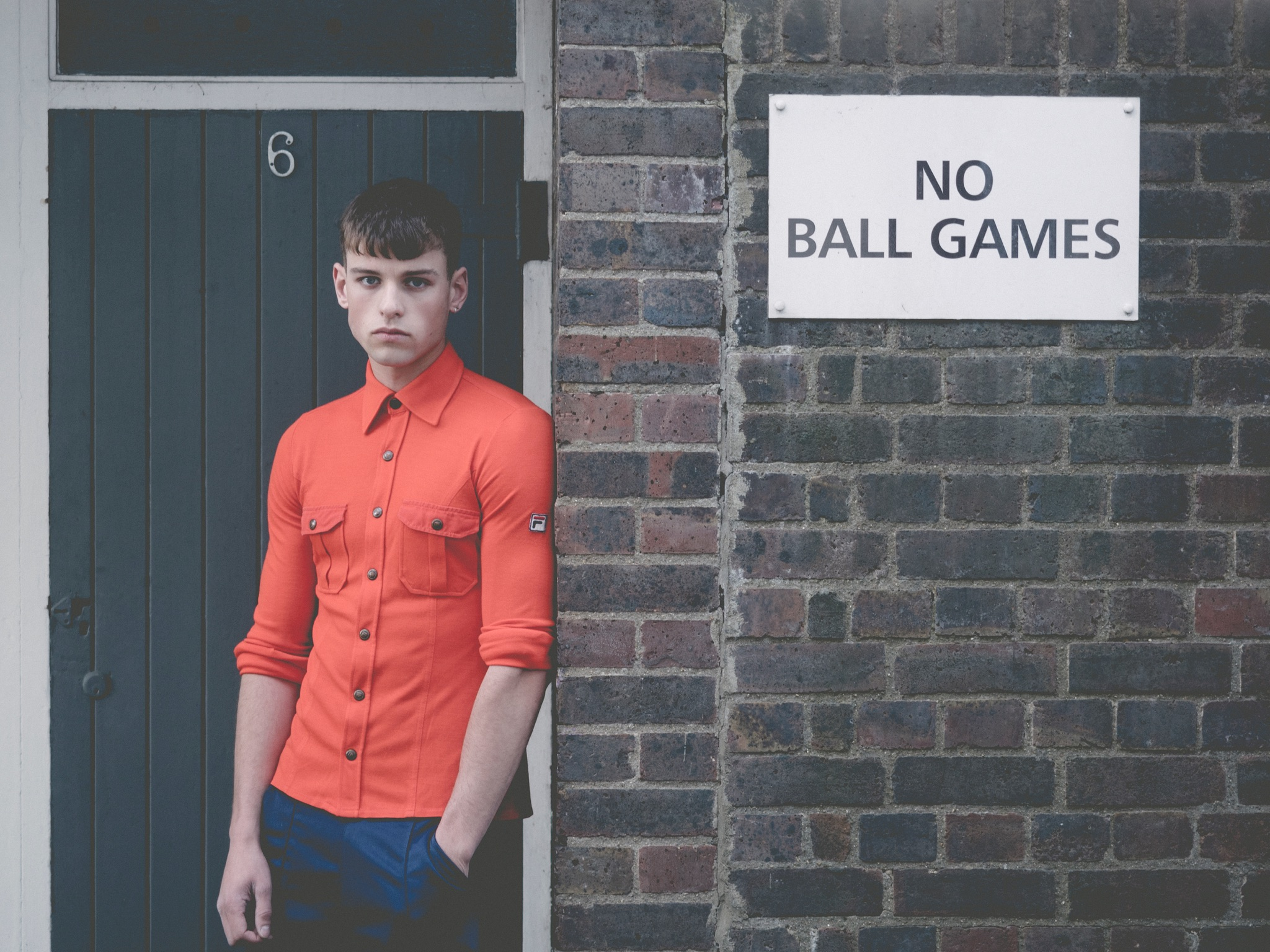 Casuals Fashion Editorial Menswear Football Factory Ellesse Burberry Fila Sergio Tacchini Lyle & Scott Jay McLaughlin