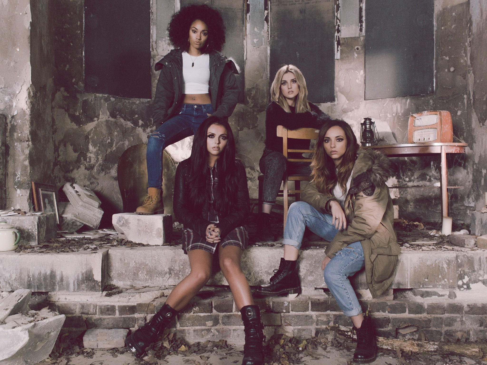 Little Mix Little Me Sony Music SyCo Jay McLaughlin