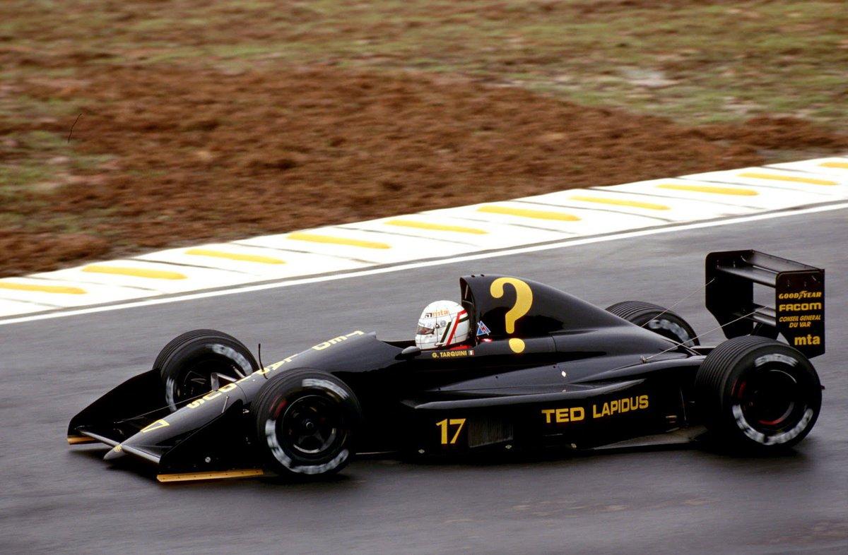 Ted Lapidus Fashion History Lapidus Pour Homme Fragrance Review AGS Formula 1 Car