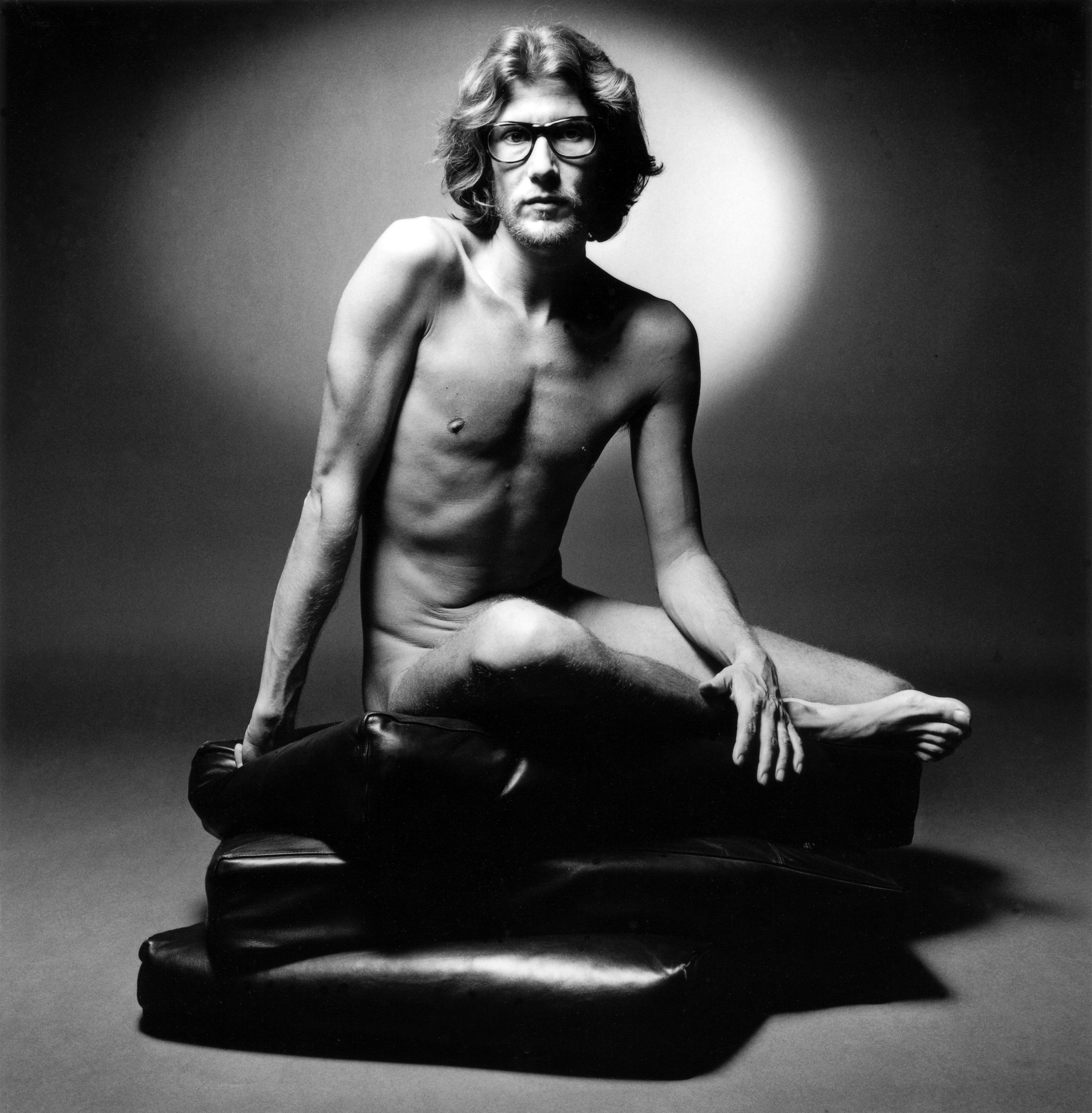 Yves Saint Laurent Pour Homme Nude by Jean Loup Sieff