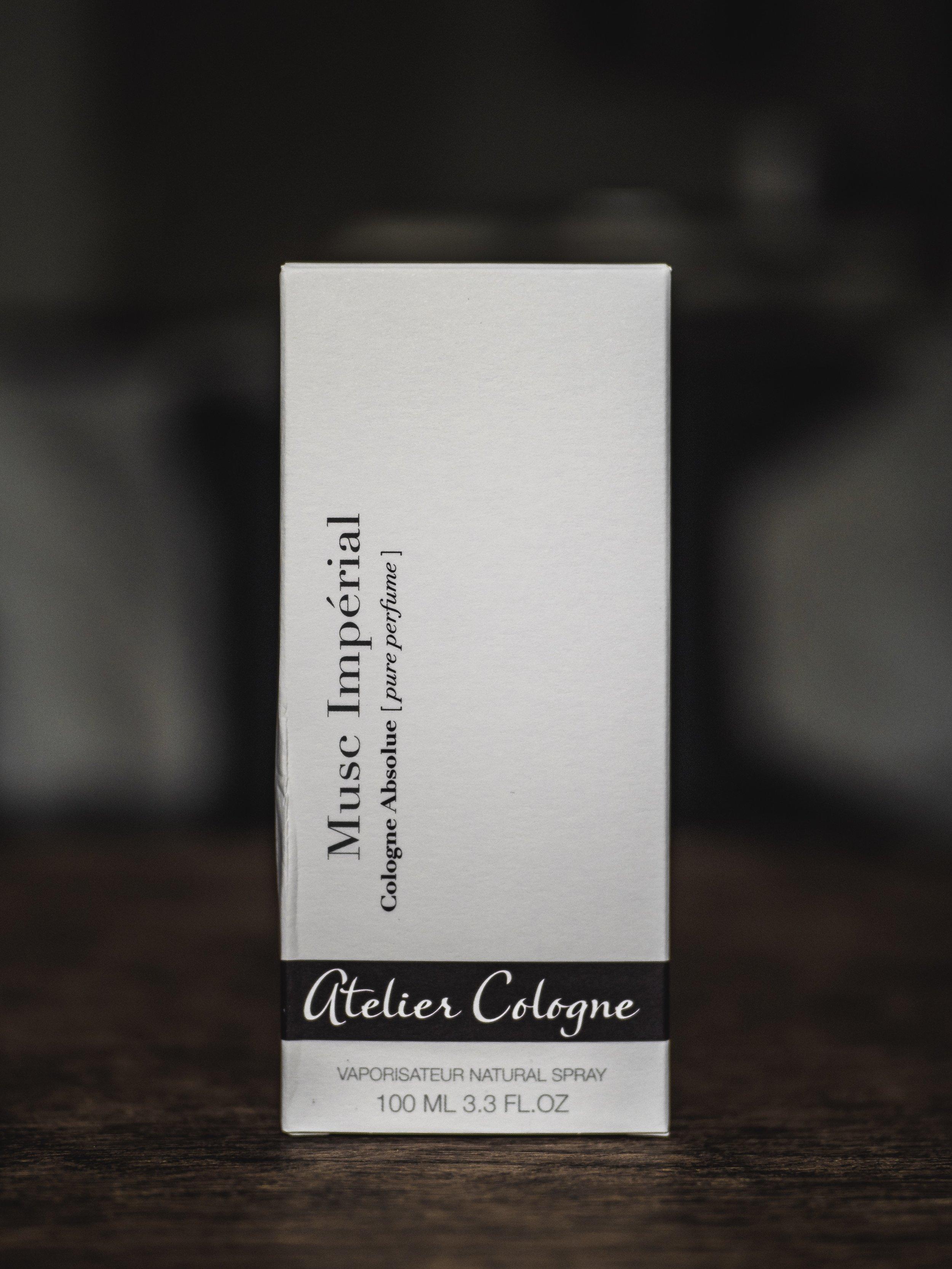 Atelier Cologne Musc Impérial Fragrance Review