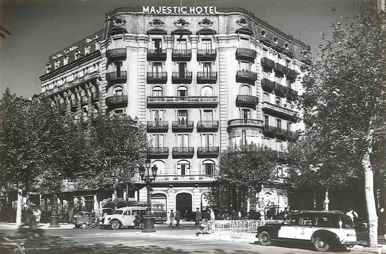 Atelier Cologne Musc Impérial Fragrance Review Hotel Majestic Barcelona