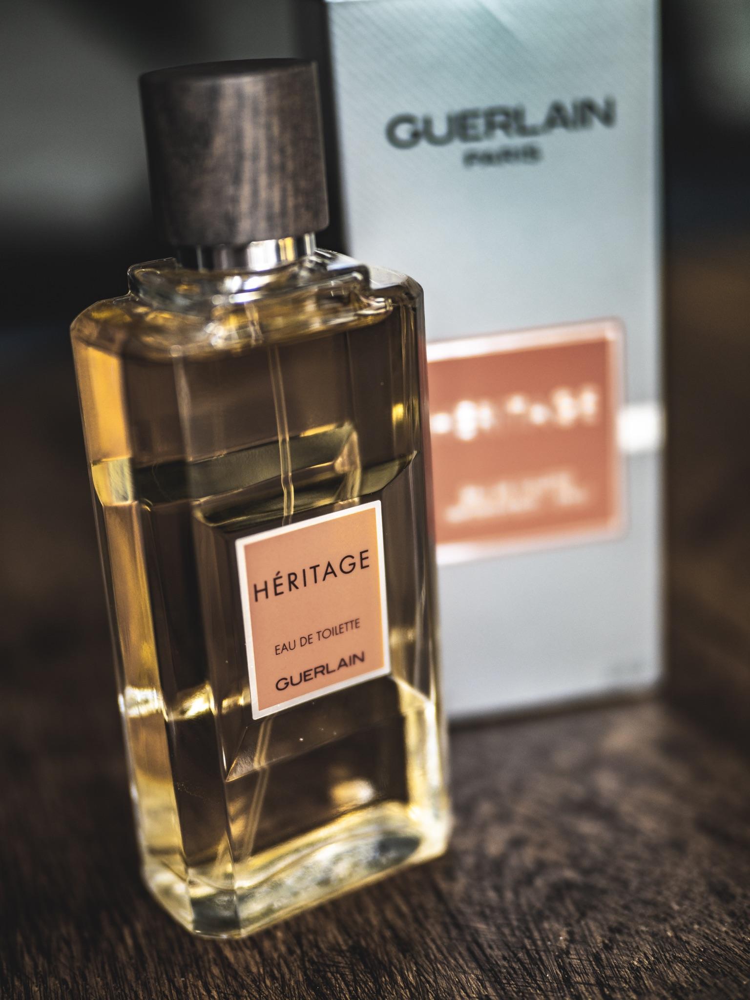 Top 5 Autumn Winter Fragrances for the Colder Weather Guerlain Héritage