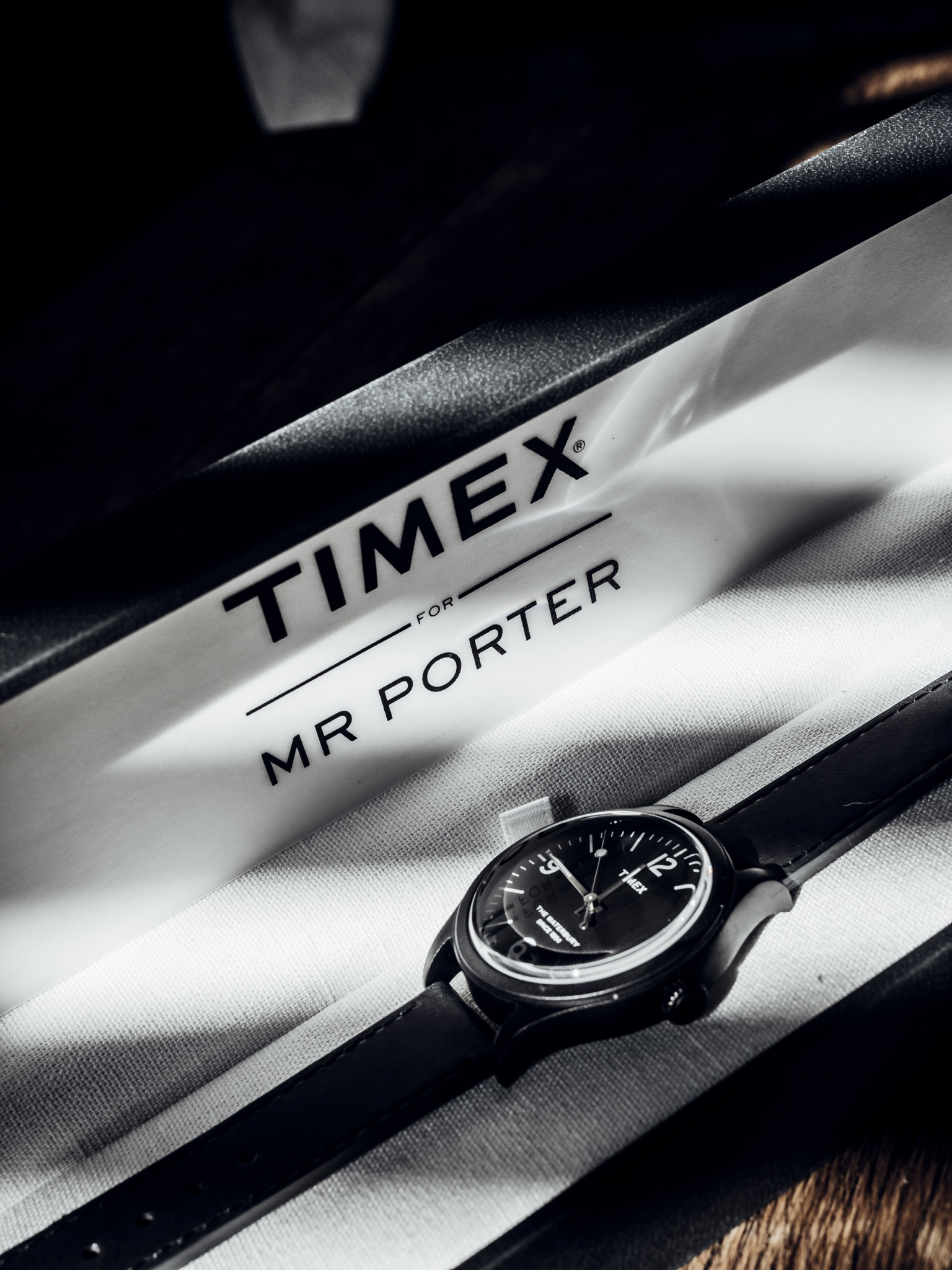 Why I'm Choosing to Wear My Apple Watch Less Smart Watch Wearable Tech Fashion Style Timex Mr Porter