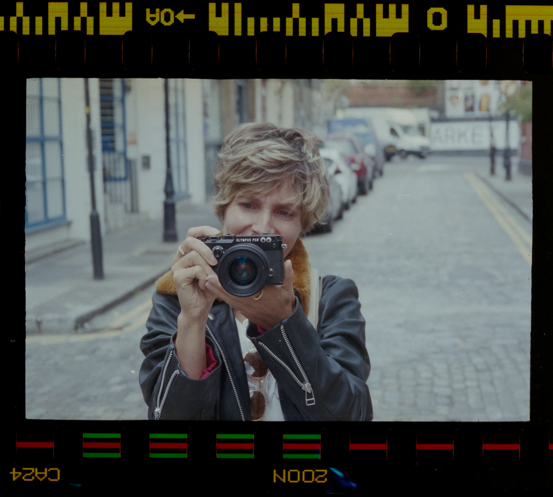 Olympus AZ-1 Zoom 35mm Vintage Film Camera Review Jay McLaughlin Agfa Vista Expired Stylonylon