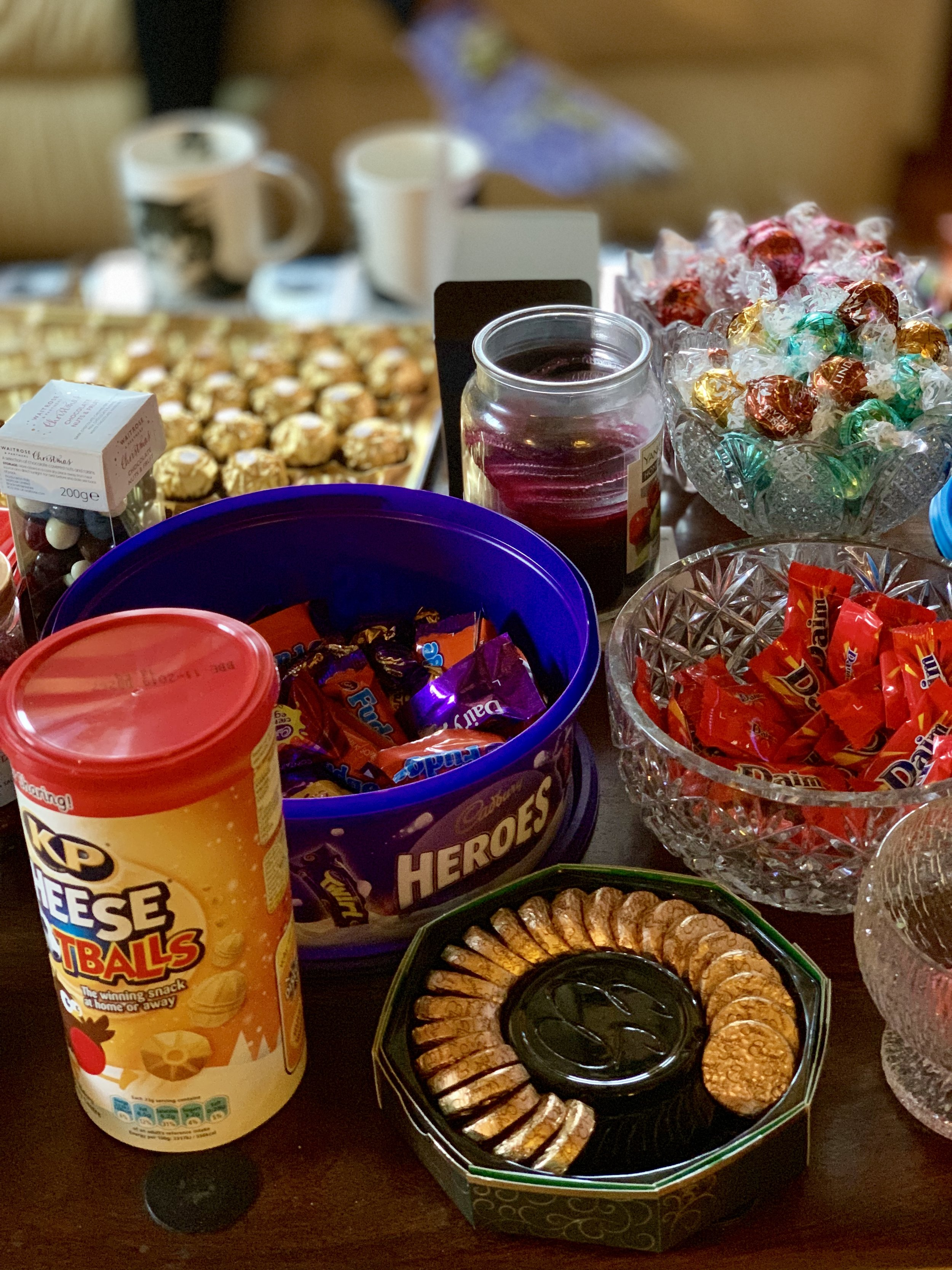Christmas Carnivore Diet Break Carbohydrate binge Christmas Treats Chocolate Sweets