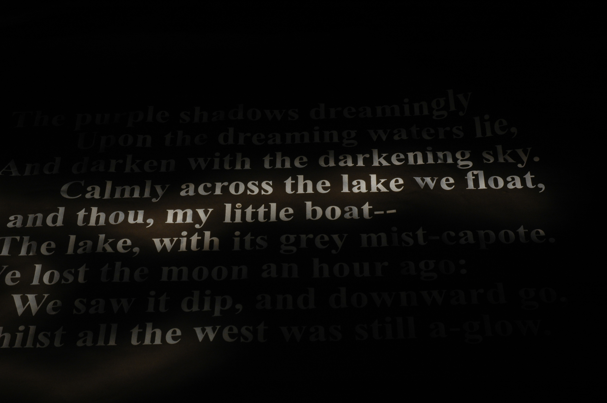 Light Poetry