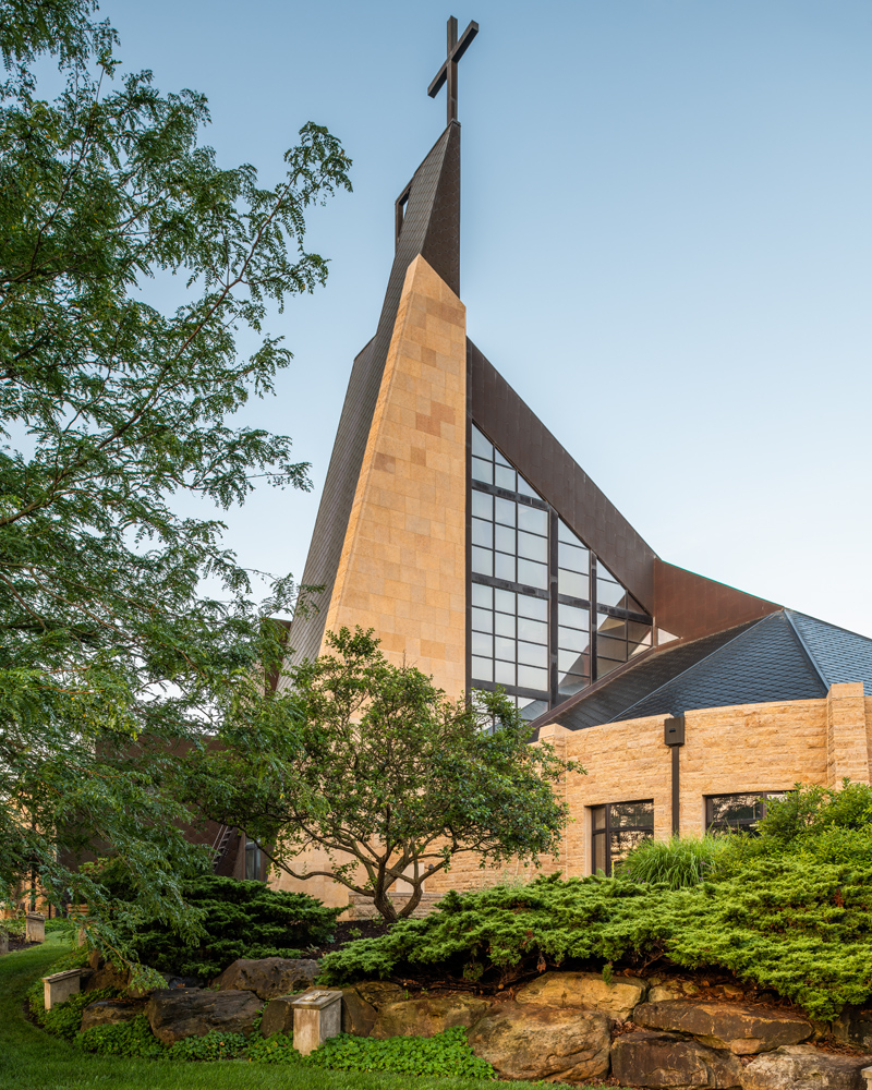 St. Bartholomew Catholic Church, Ratio Architects (Steven Risting), 2002