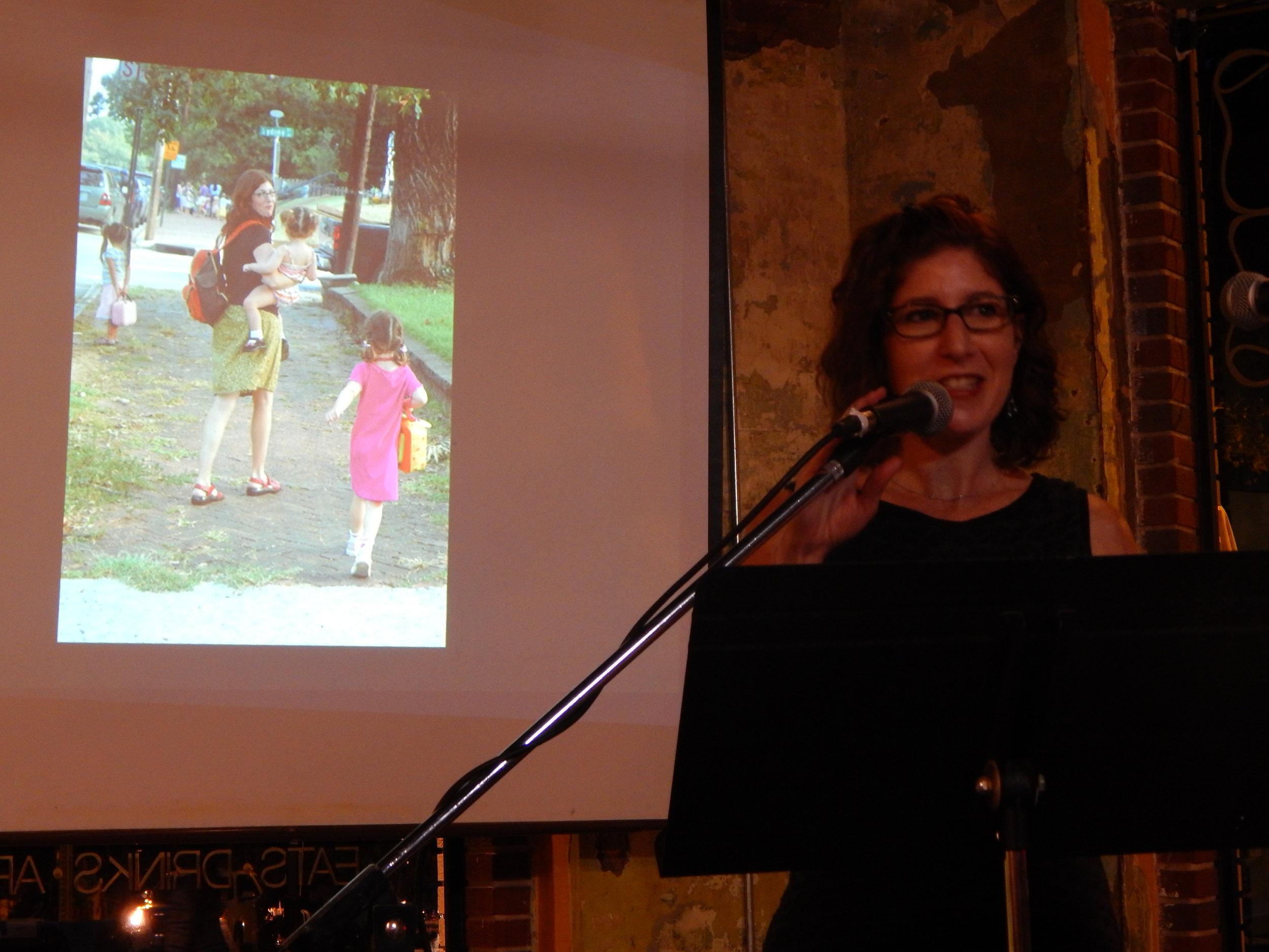 Elizabeth Lenhard, live at Tantrum