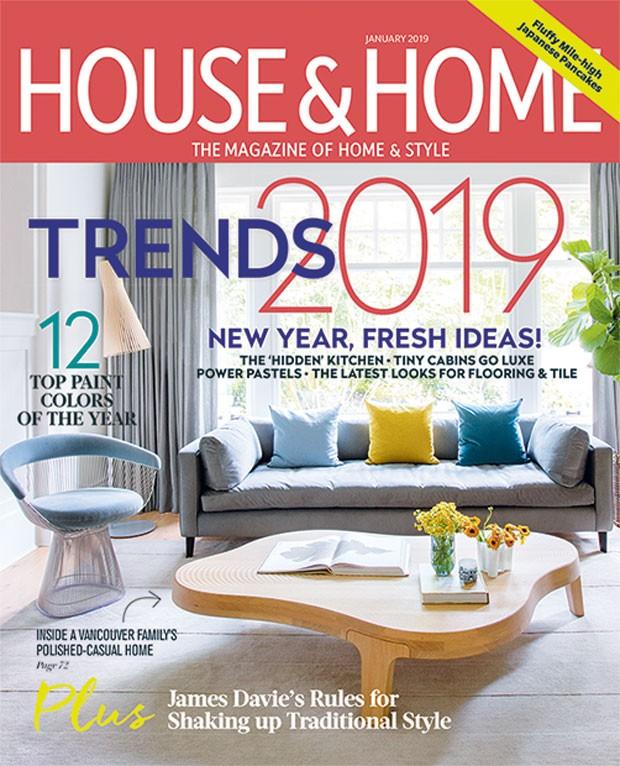 House & Home, January 2019