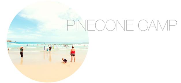 Pinecone Camp, September 2010