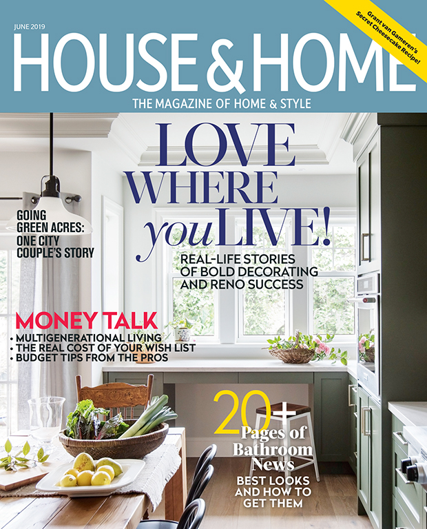 House & Home, June 2019