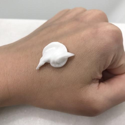 5. Creamy neck cream - feels similar to the moisturizer