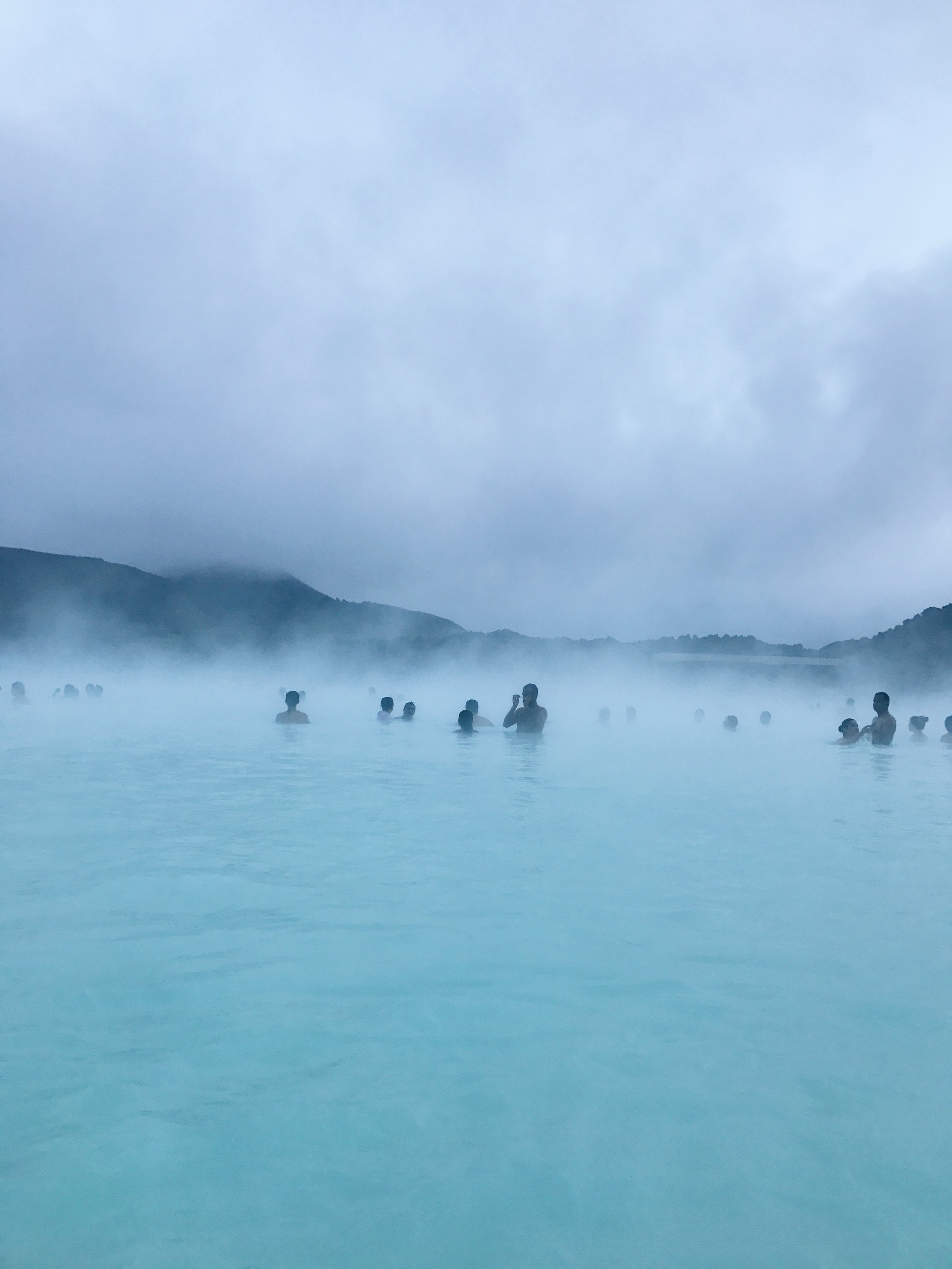 Day 3: Blue Lagoon - make your reservations in advance! Also, the water is not as hot as the thermal springs in Japan but the color is gorgeous.