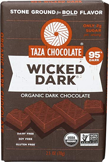 Wicked Dark - by Taza Chocolate