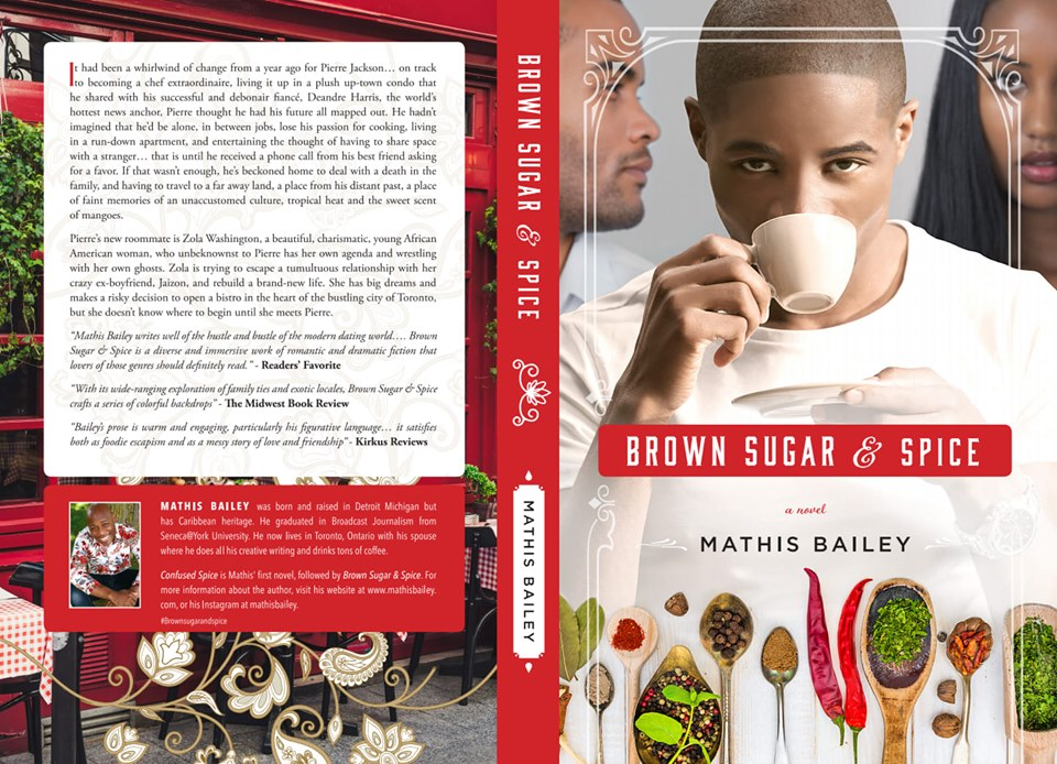 Brown Sugar and Spice Cover Jacket