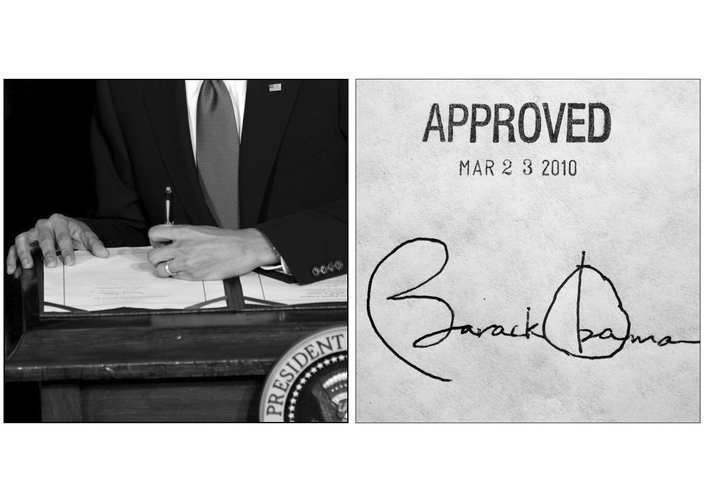 Affordable Care Act - 2010