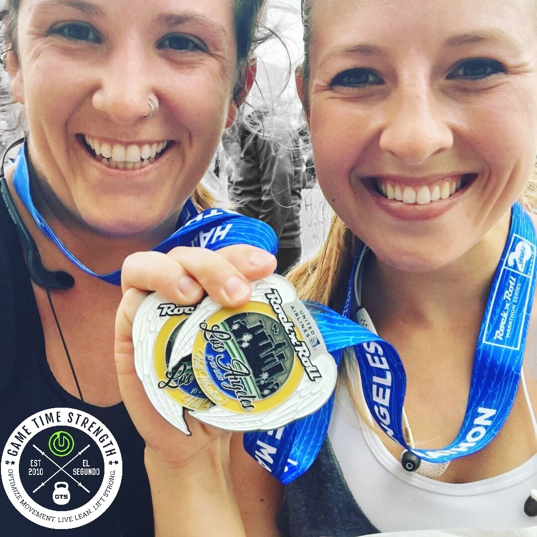 What will you do with your new found strength? Chelsey stayed strong through her Rock'n Roll Half Marathon!