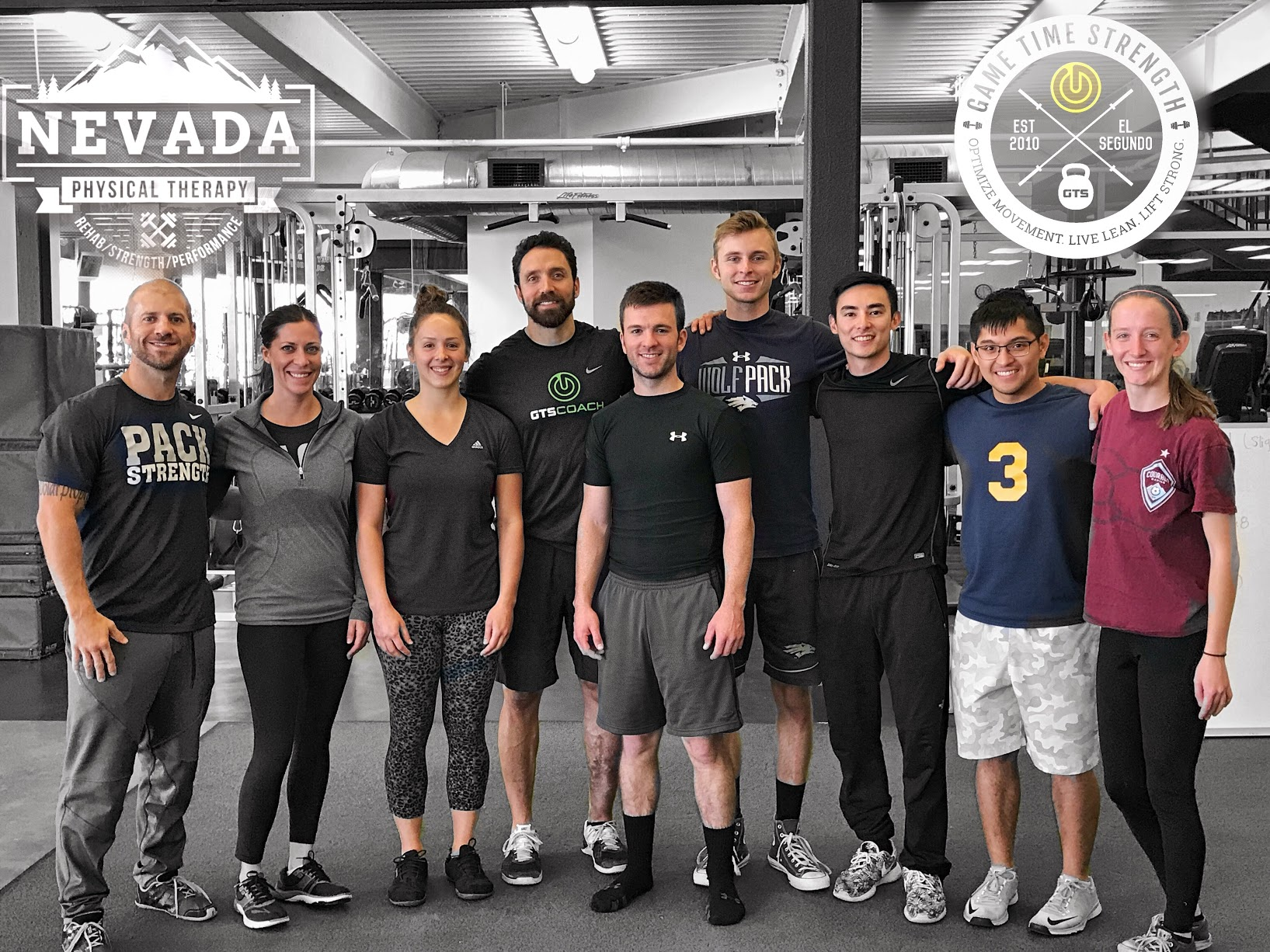 Coach Jason Kelske in Reno, Nevada teaching the Barbell Strength Coaching Workshop with the Nevada Physical Therapy Staff!