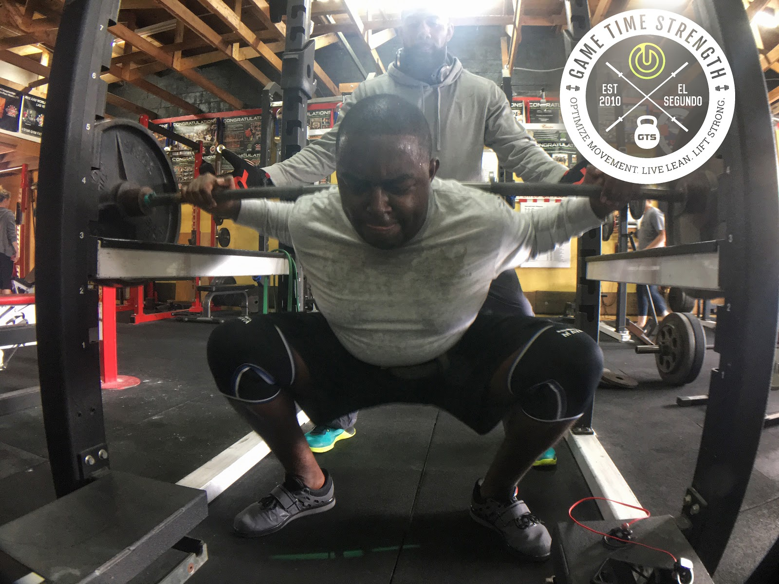 TC - GTS Game Time Strength - Barbell Training Strength Coach Personal Trainer Lean Muscle Los Angeles El Segundo.JPG