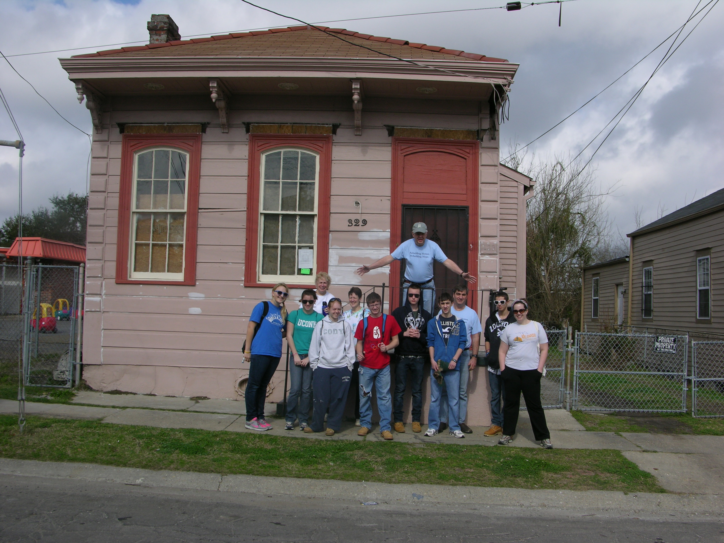New Orleans, 2011