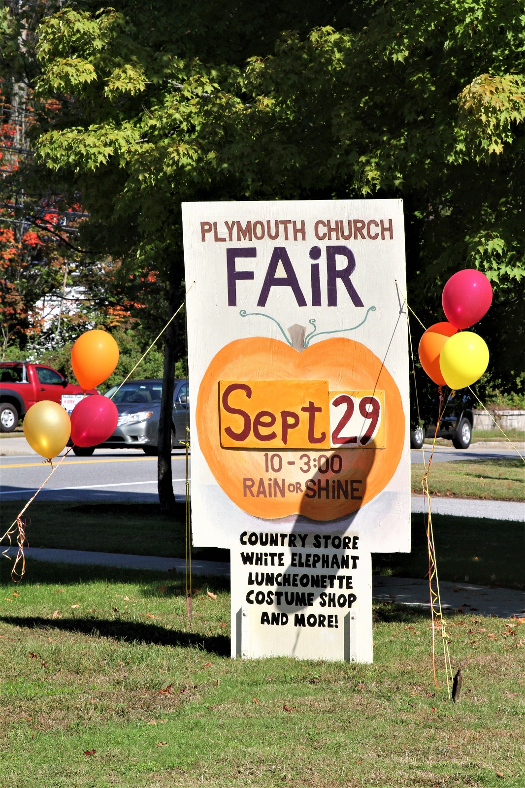 Fall Fair September 29, 2018
