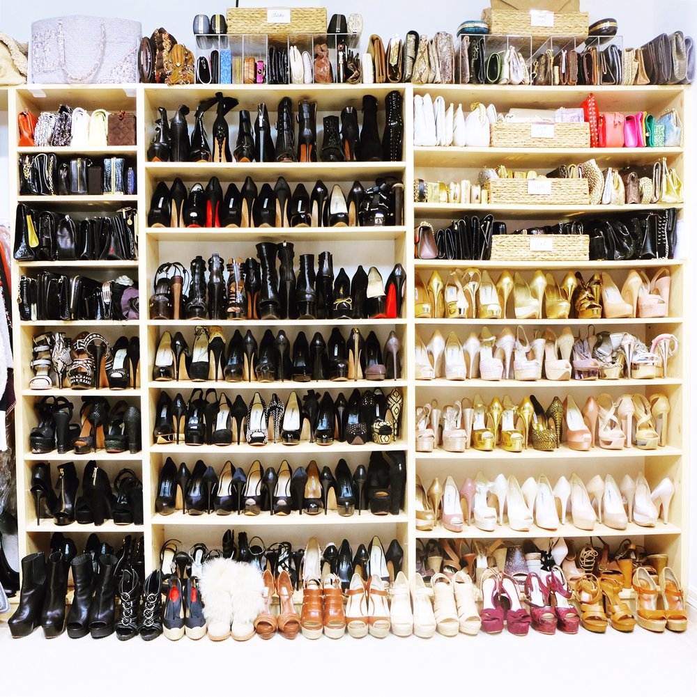 Crazy closet? We also offer consignment pick ups!