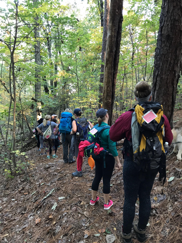 Pine Mountain Trail Georgia