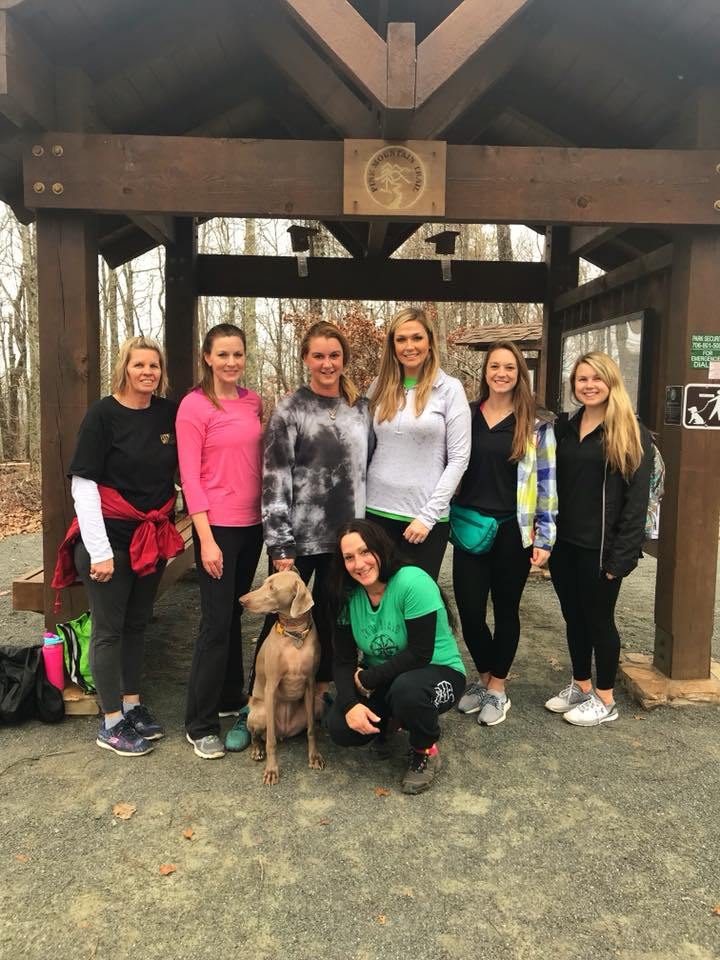 Womens Group Hike