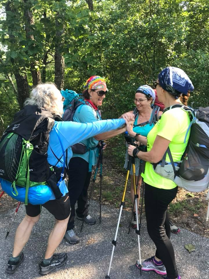 - PMT Slackpacking | June 8 - 9Join us for our PMT slackpacking thru-hike where we will spend two days completing the 23-miles.