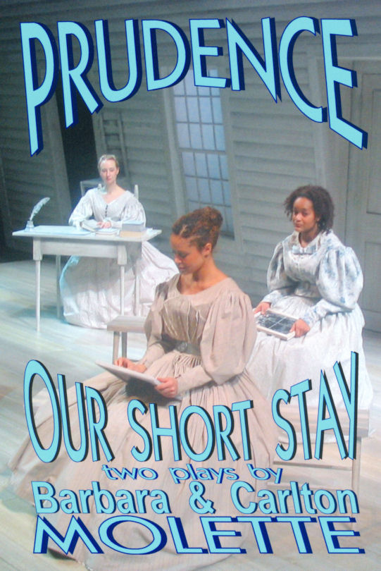Our Short Stay and Prudence: two short plays - Molette
