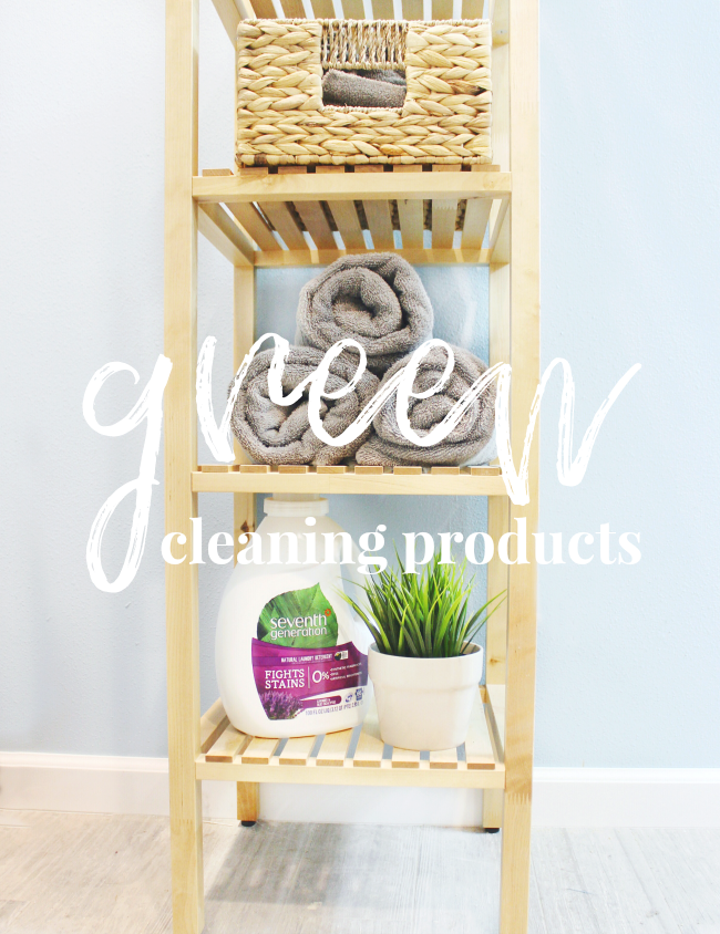 Spring Cleaning | Green Products
