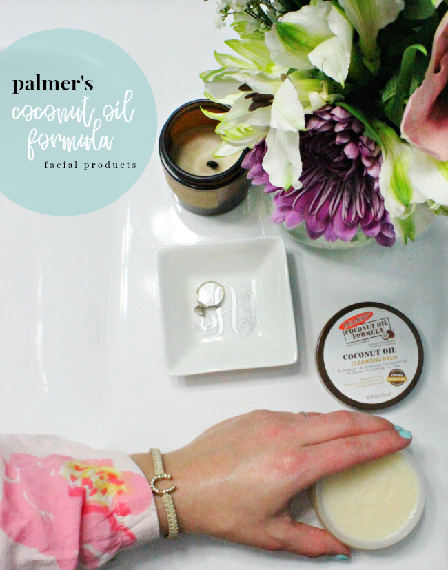 Palmer's Coconut Oil Facial Formula
