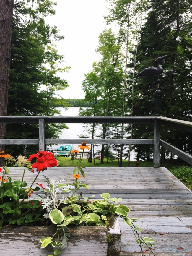 northwoods lake life weekend | la petite farmhouse
