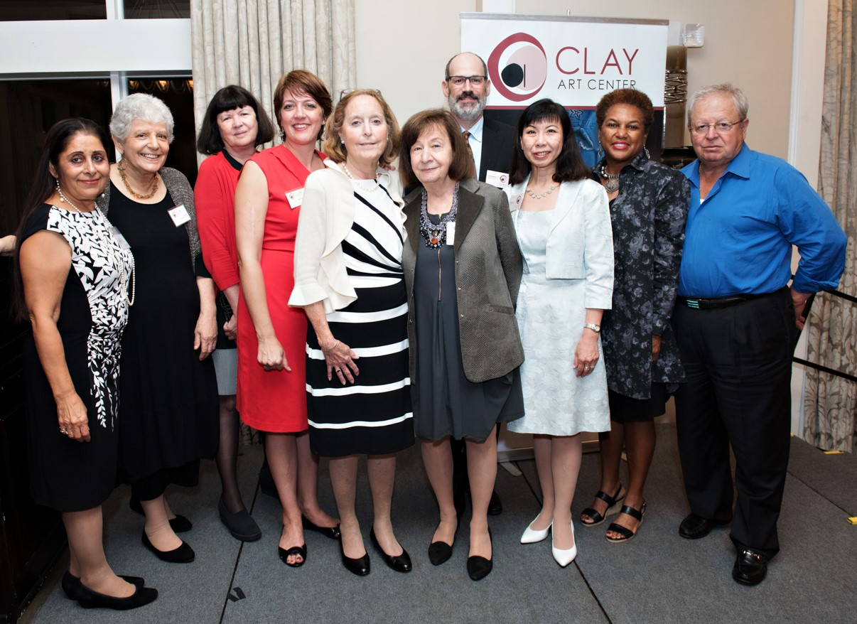 Clay Art Center Hand In Hand Fundraiser