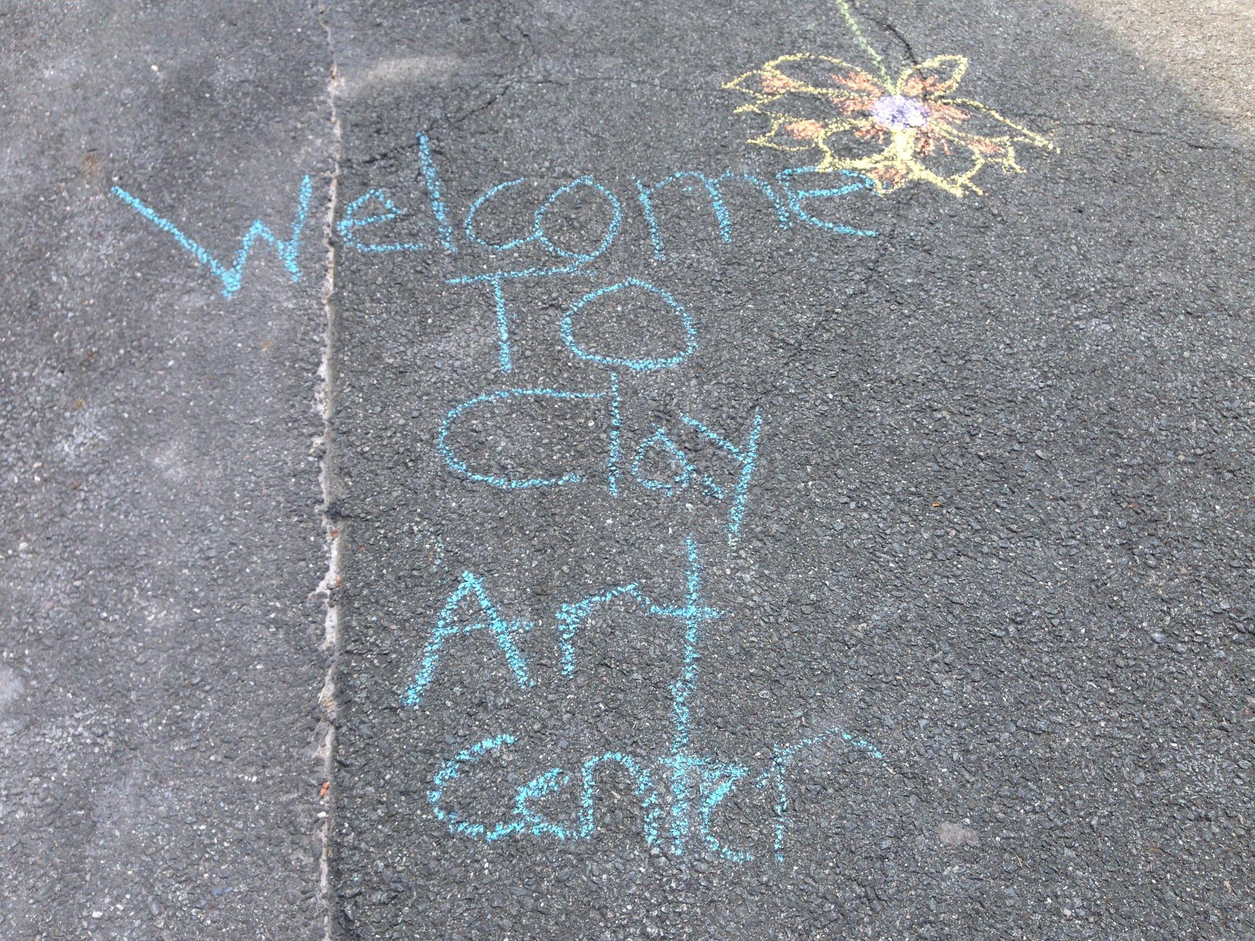 Welcome to Clay Art Center Kids.JPG