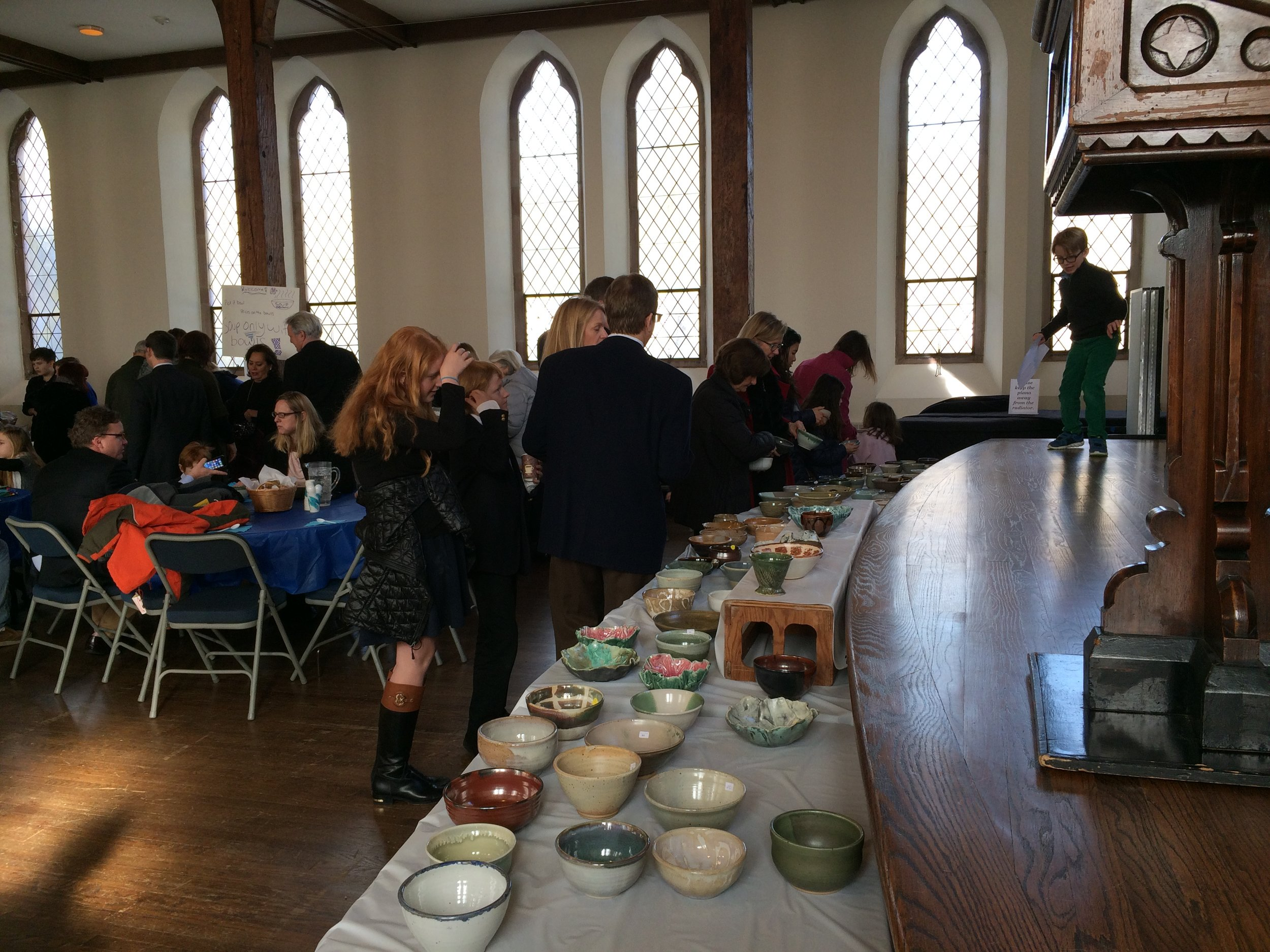 Empty Bowls Event at RPC.JPG