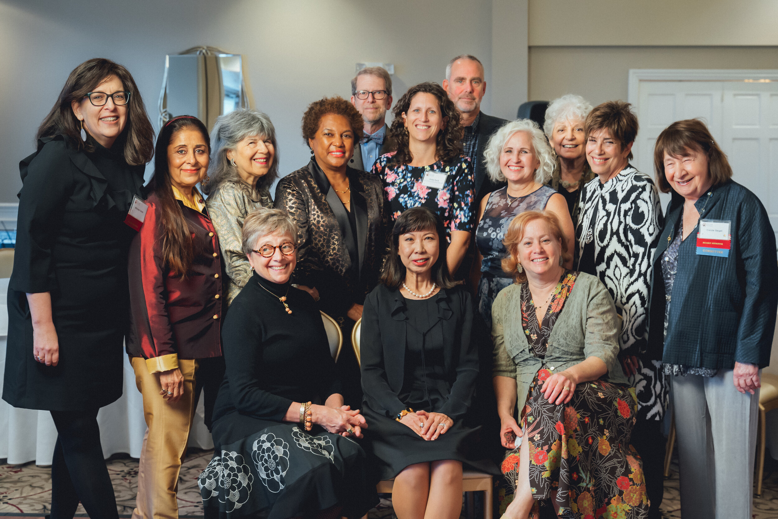 CAC Board of Directors with Emily Peck, Executive Director