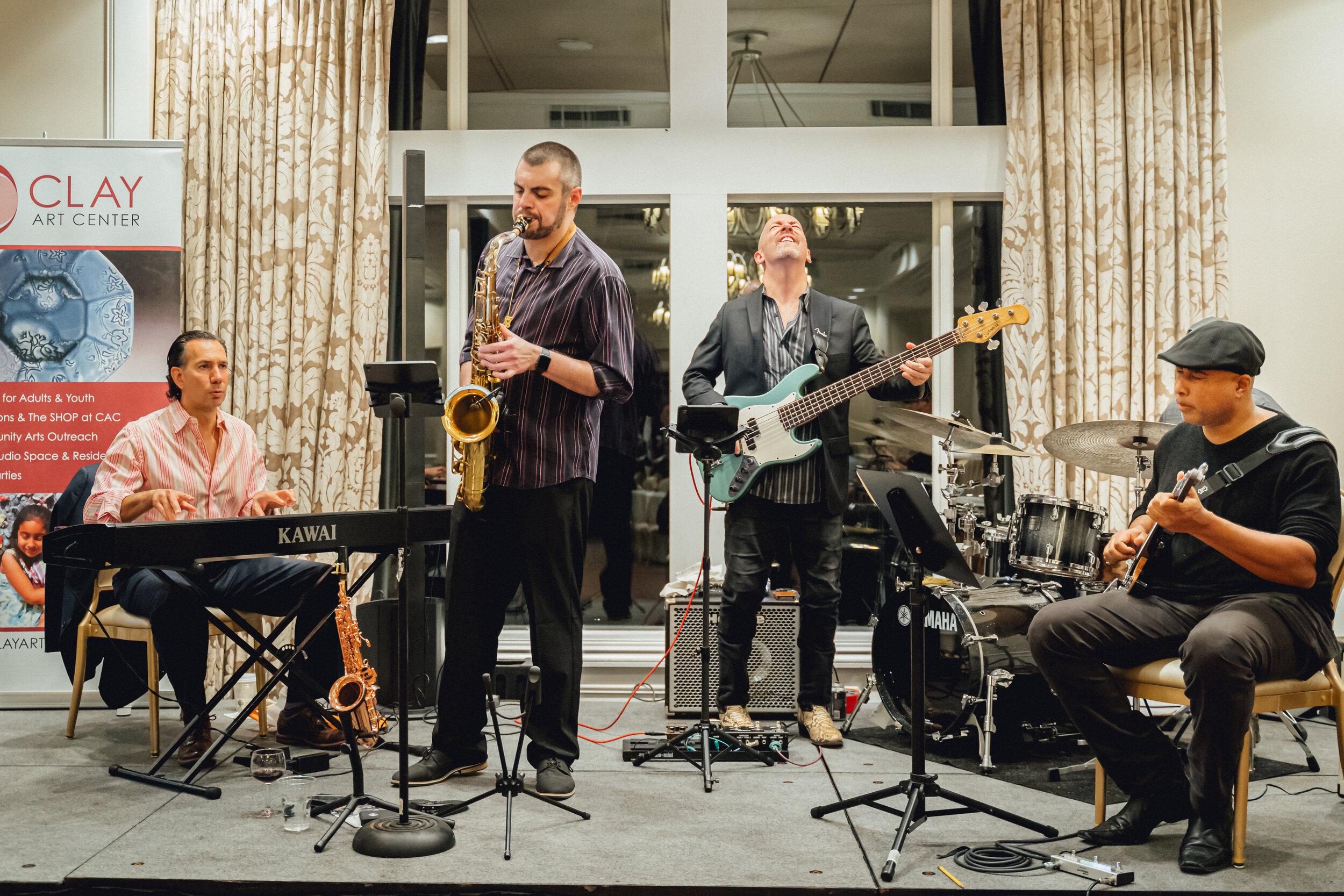 The Clay Arts Quintet featuring Bernie Williams