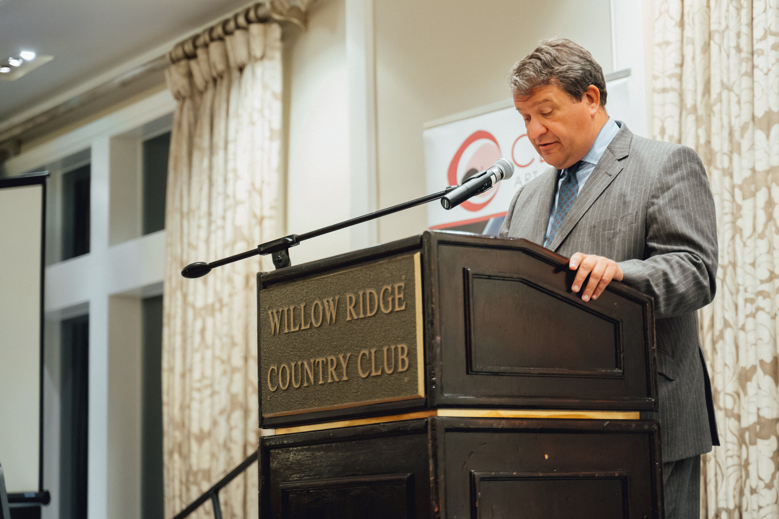 George Latimer, Westchester County Executive, Celebrity Auctioneer