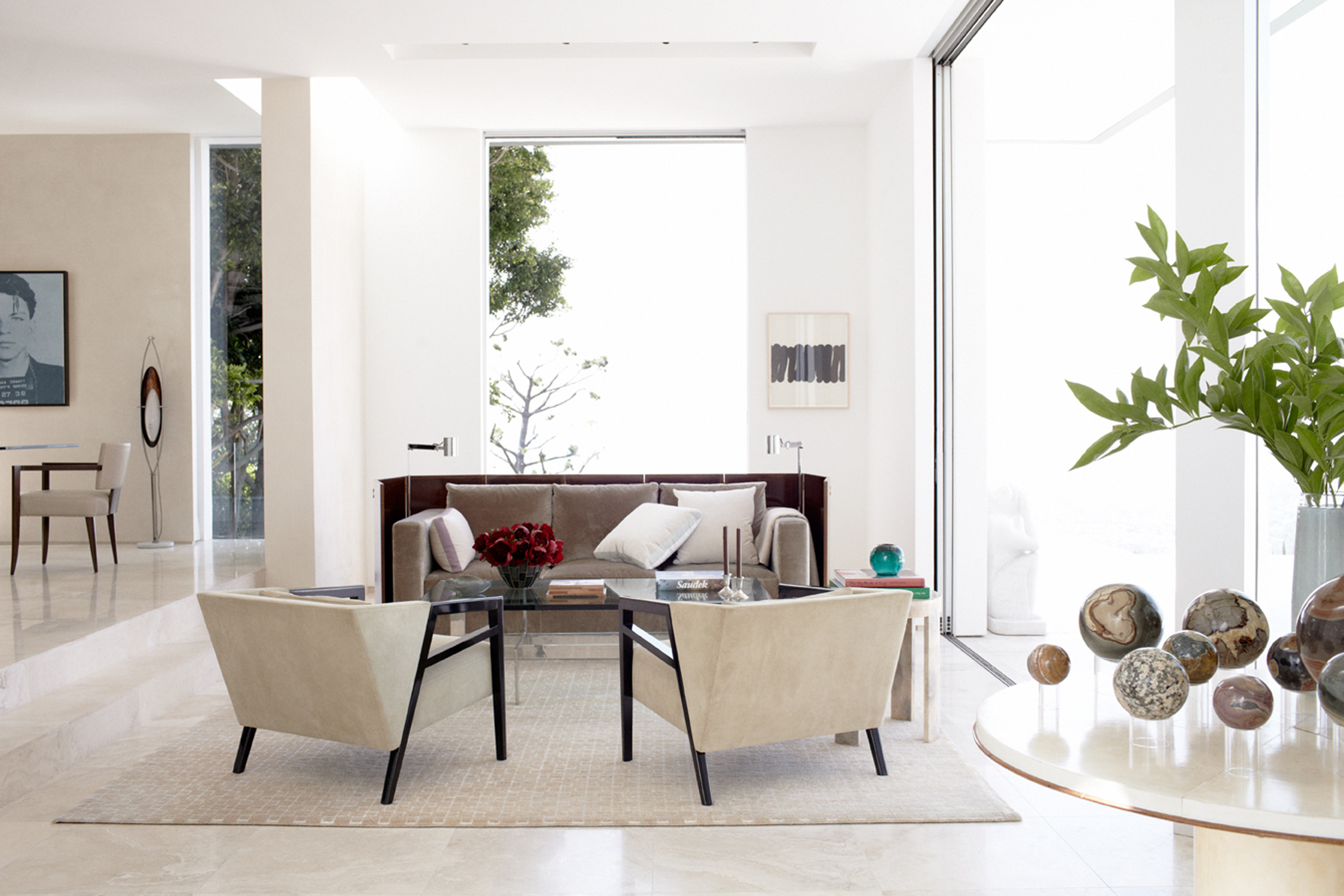 STEPHEN PAPPAS INTERIORS