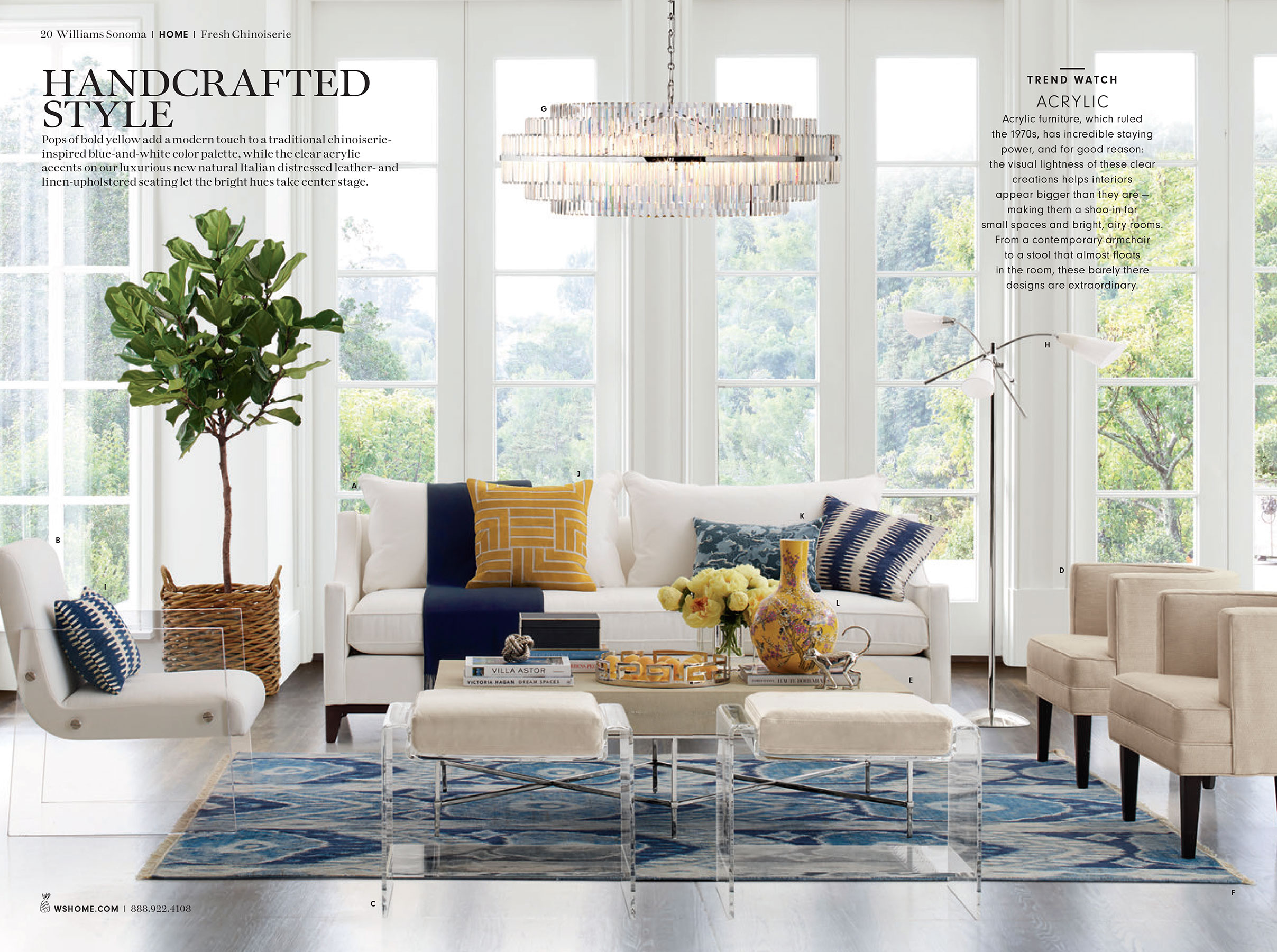 Interior Stylist: Stephen Pappas