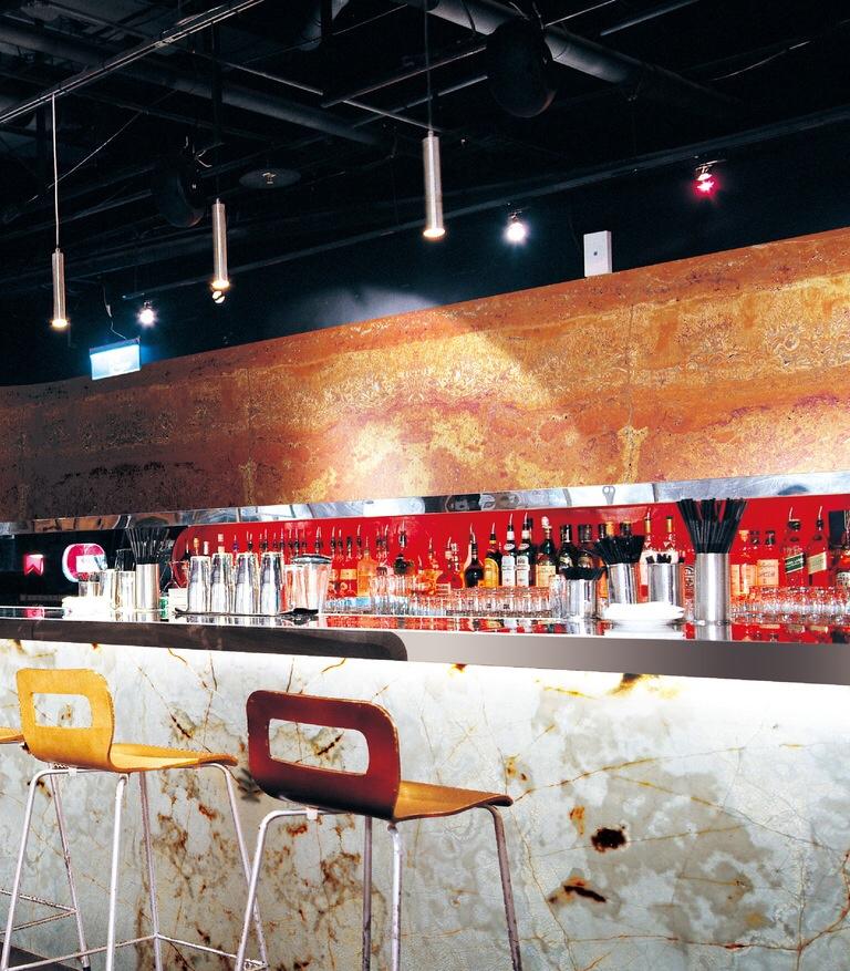 White Onyx. Red Travertine. Bar.JPG